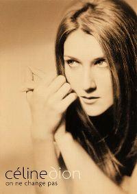 Cover Céline Dion - On ne change pas [DVD]